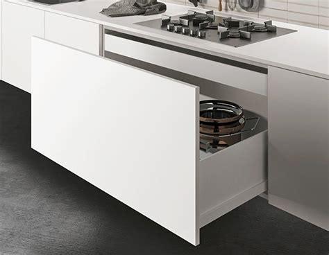 accessori per cassetti cucina awesome cassetti scorrevoli cucina contemporary home