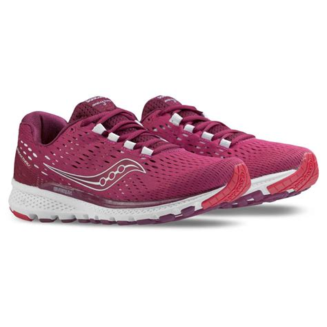 saucony pink running shoes brand saucony breakthru 3 womens running shoes ss17