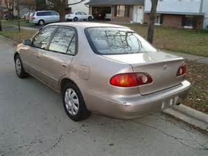 2001 Toyota Le 2001 Toyota Corolla Pictures Cargurus