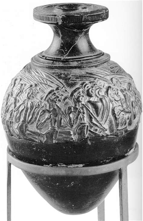 Harvester Vase by Minoan Harvester Vase