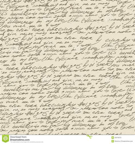 pattern of abstract writing abstract handwriting seamless pattern stock photography