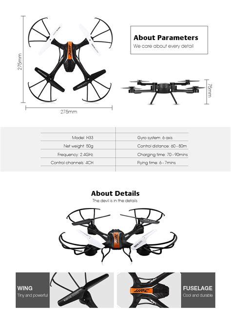 Drone Jjrc H33 Mini jjrc h33 fpv gyro 6 axis rc quadcopter 2 4g 4ch headless