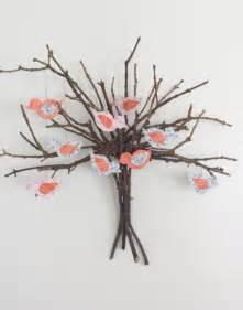twig wall decor twig tree wall decor diy recycled ideas recyclart