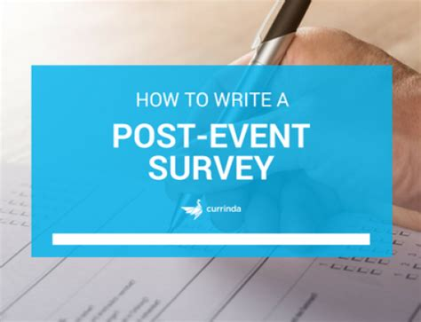 Template What To Include In A Post Event Report Currinda How To Write A Post Template