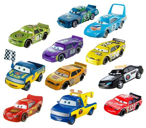 car toy amazon com disney pixar cars diecast car collection 11