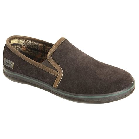 woolrich house shoes men s woolrich 174 tanglewood slippers 281359 slippers at sportsman s guide