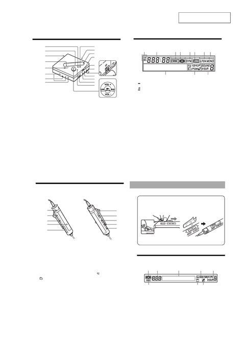 Sony Mzn710 Service Manual Immediate Download