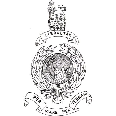 royal marines commando tattoo designs globe black and white royal marines search