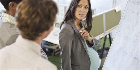 Work Pregnan then and now pregnancy discrimination hurts and their families debra l ness