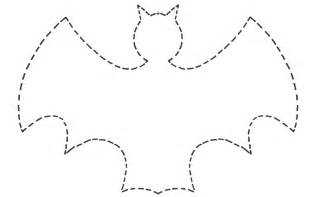 templates to cut out hanging bat decorations enjoy creative