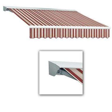 retractable awnings home depot retractable awnings awnings the home depot