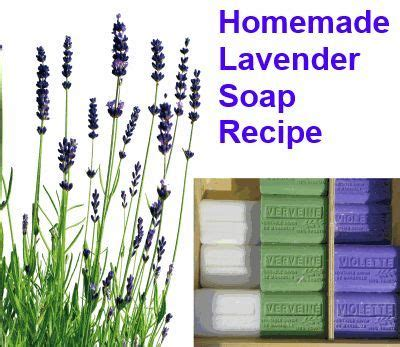 Handmade Lavender Soap Recipe - lavender soap recipe all things soap crafting