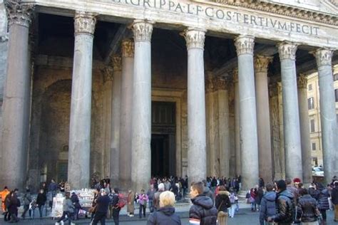 ingresso pantheon ingresso picture of pantheon rome tripadvisor
