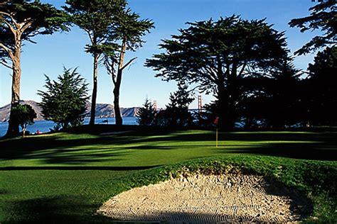 lincoln park sf california san francisco lincoln park golf course