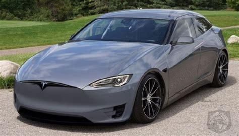 2019 tesla model 3 hatchback autospies auto news