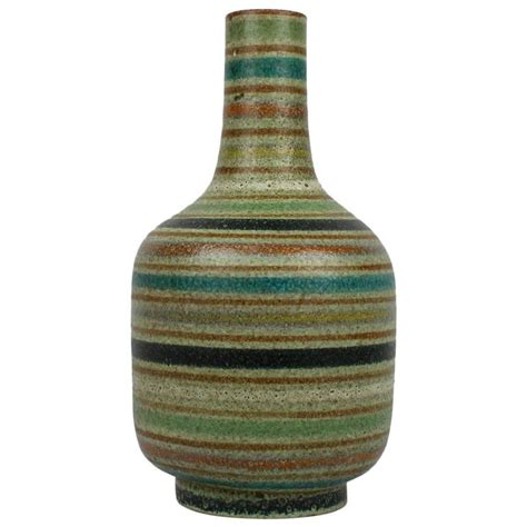 Mid Century Modern Ceramic Ls by Large Mid Century Modern Thickly Glazed Bottle Form