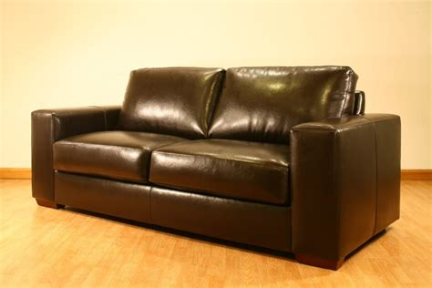 dark brown leather sofa dark brown leather 3 seater sofa cayman review