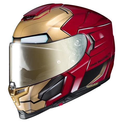iron man helmet design iron man motorcycle helmet