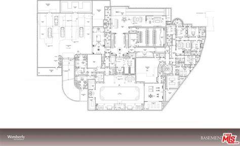 beverly hills mansion floor plans beverly hills mega mansion design proposal in beverly park