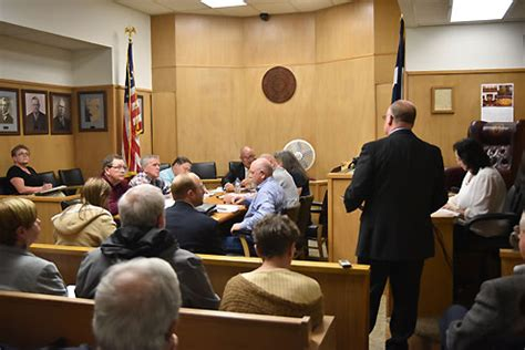 Fannin County Property Records Fannin County Commissioners Court Rejects Resolution To