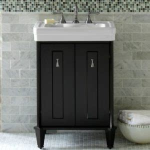 24 Inch Black Bathroom Vanity Black Vanities For An Easy Modern Twist On Any Bathroom Decor