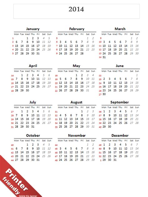 simple calendar template 2014 broadcast month calendar calendar template 2016
