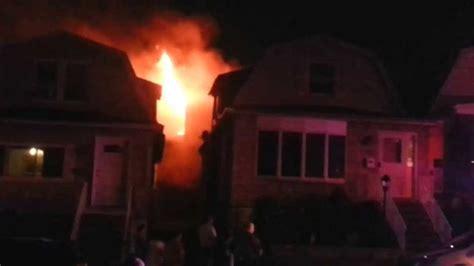 Firepit Kearny Nj Kearny Nj Third Alarm House Elm St 5 31 13 P 1