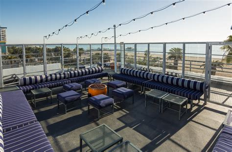top bars in santa monica westside top 5 best rooftop drinks dining with a view