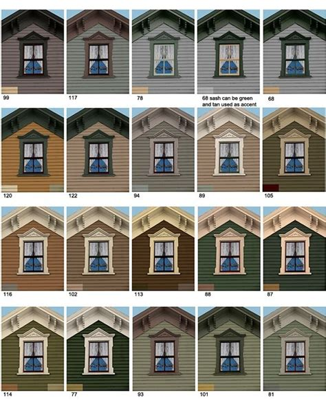 exterior paints shades best 25 exterior paint color combinations ideas on