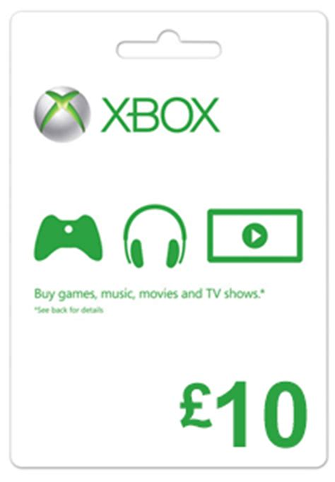 Xbox Live 10 Gift Card - buy affordable cheap 163 10 xbox live gift cards 163 9 75 only