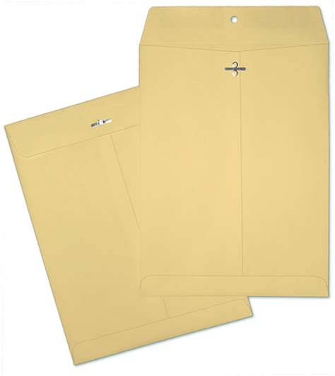 9x12 envelope template 10 x 15 clasp 32lb manila kraft open end clasp envelopes