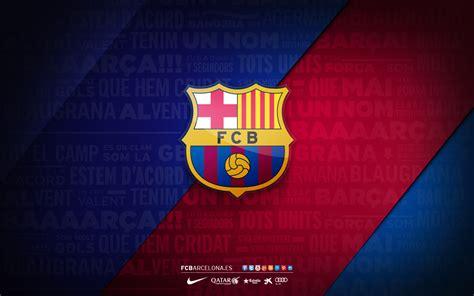 barcelona badge wallpaper fondos de pantalla fc barcelona fondos de pantalla