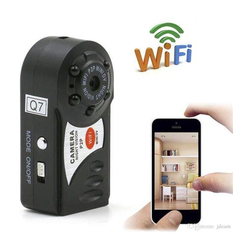 Ip Q7 ip wifi si 234 u nhỏ cẩm tay mini q7 wifi