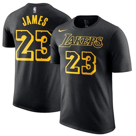 T Shirt Lebron Buy Side lebron la lakers t shirts sneakerfits