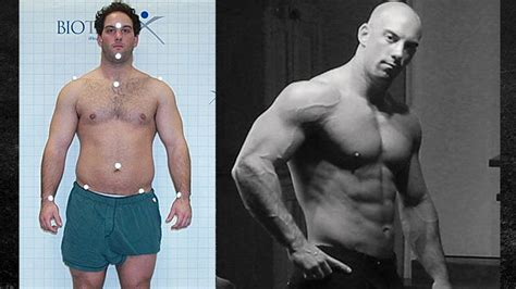 bench press before and after refined physique transformation t nation