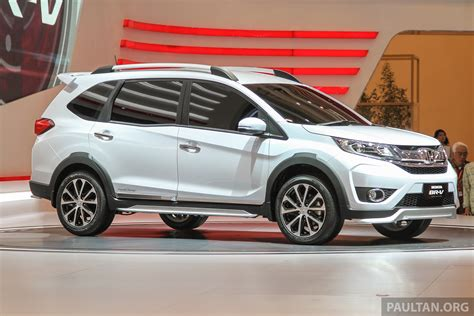 honda indonesia gallery honda br v prototype debuts at giias 2015