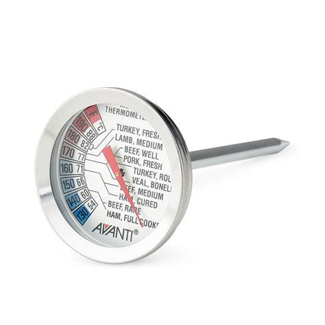 Food Thermometer avanti chef thermometer buy now save