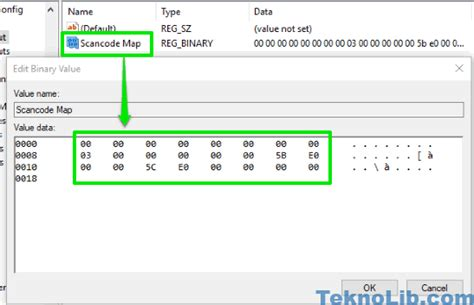 keyboard layout scancode map windows 10 da windows tuşunu pasif yapma iptal etme