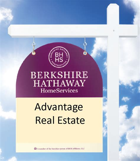 berkshire hathaway advantage real estate berkshire