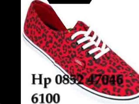Sepatu Vans Leopard jual sepatu vans authentic leopard murah dan terbaru