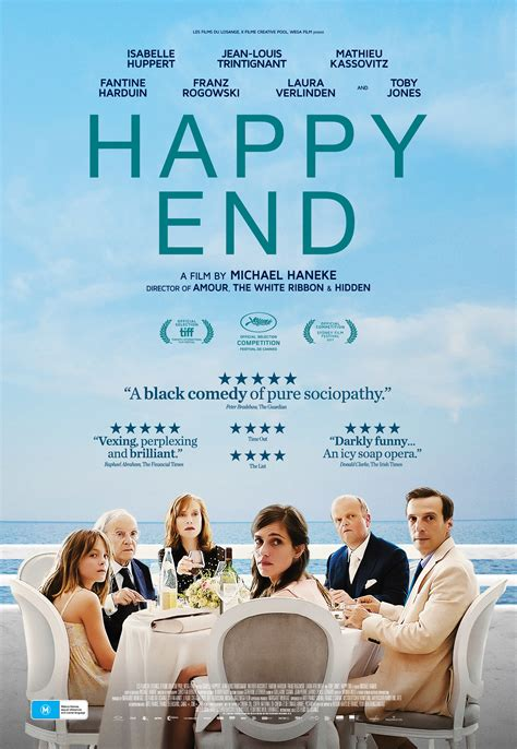 happy ending happy end review everywhere