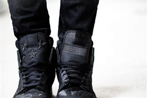 Setelan Adidas Flag Black asap rocky x adidas wings 2 0 quot black flag quot sneakernews