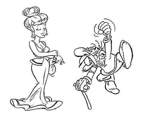 asterix and obelix yumiko fujiwara