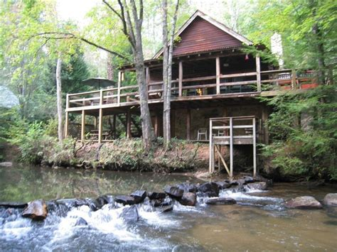 Waterfront Cabin Rentals by Waterfront Cabin On Trout W Vrbo