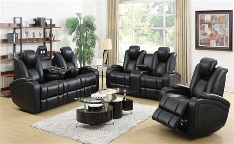 delange power reclining sofa coaster delange power reclining living room set delange