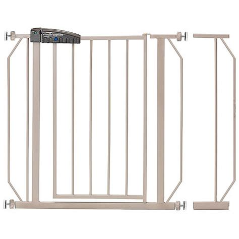 pressure mounted swing gate evenflo simplestep pressure mount gate health safety