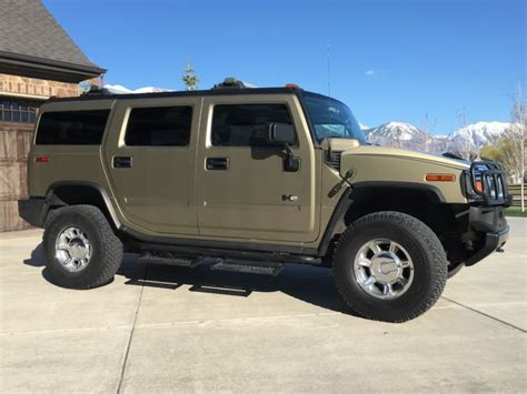 purchase used 2006 hummer h2 in helper utah united states for us 8 000 00