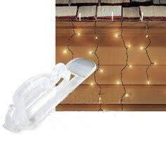icicle  mini light clips