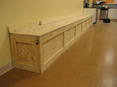 storage bench diy plans indoor bench with storage plans