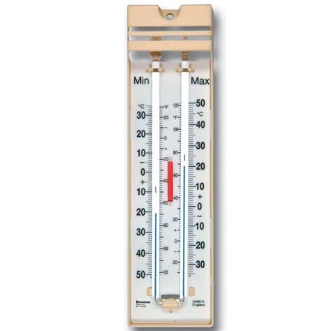 Termometer Maksimum Minimum min max thermometer 20 5cm